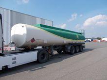 Parcisa Fuel tank steel susp