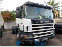 Used Scania 114 G -