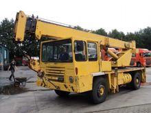 telescoopkraan hydro Truck Cran