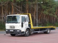 Volvo FL 6.250 Car transporter