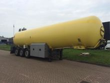 2003 Turbud Gas tank trailer