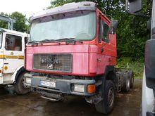 MAN 26.291 6x4 Tractor unit