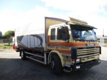 Used Scania 93 Lorry