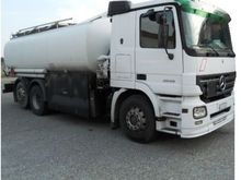 Used ACTROS 25.46 BE