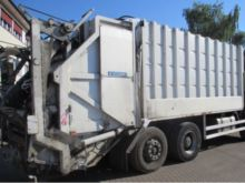 Müllaufbau Geesink G Garbage tr