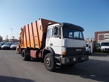Iveco 175-24 Garbage truck
