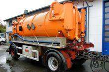 Kroll Saug u. Druck 12m³ K Tank