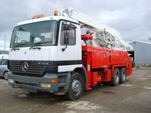 Used Mercedes Benz P