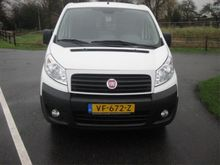 Used 2013 Fiat Scudo