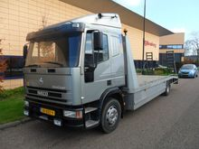 Used Iveco oprijwage