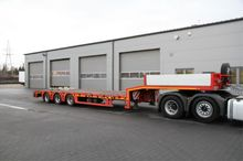 Kaessbohrer 3 AXLES EXTENSIBLE