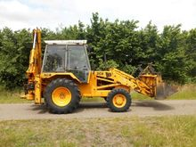 Used 1988 JCB 3CX 4X