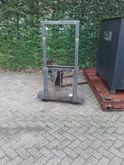 Used heftruck frame