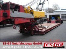 Scheuerle 3-Achs-Tiefbett - G L