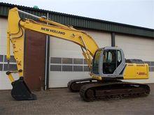 New Holland E215B Crawler Excav
