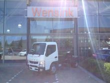 2016 Fuso Canter 3S13 2500mm C