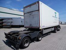 2011 PLATAL Kühlkoffer Ladebord