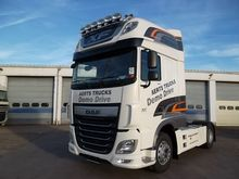 Used DAF XF 460 FT S
