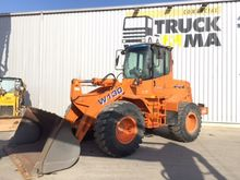 Fiat Hitachi W130 Wheel loader