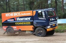 DAF Dakar Rally team Special