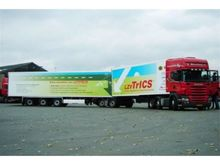 LZV TrICS ( geen dolly ) Frigo/