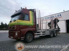 2005 FH12 460 6x4 Timber vehicl