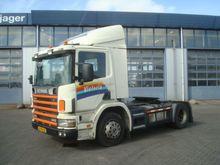 Scania P114LA4X2NA 380 Tractor