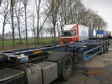 1997 SNF Container transport