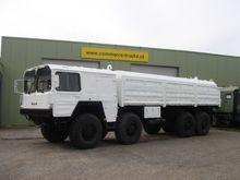 Used MAN 454 Army tr