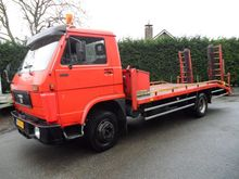 Used MAN 8.150 Car t
