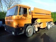 DAF 1600 water truck Tank