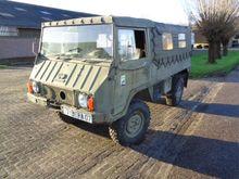 Steyr pinzgauer 710 Army truck