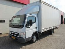 Mitsubishi Canter 3C13 Curtain