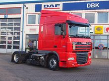DAF FT XF 105 410 Tractor unit