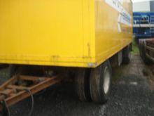 Schmitz Cargobull Closed box