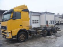 Volvo FH 12 460 8´x2 Chassis ca