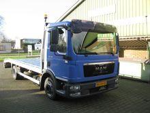 MAN TLG 7 - 150 Car transporter