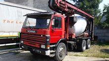 1986 Scania 112 360 6x4 10tyres