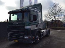 Used Scania 124-400