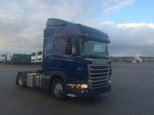 Used Scania G400 Tra