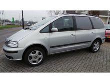 2003 Seat Alhambra 1.9 TDI Van