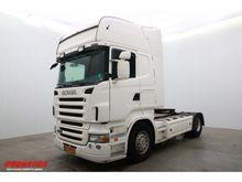 Used 2008 Scania R 4