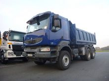 Used Renault Kerax 4