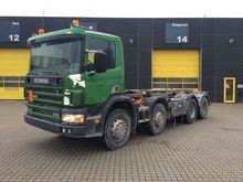 Used 2000 Scania P11