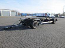 2012 Schmitz Cargobull AWF 18 M
