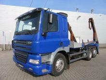 2004 DAF CF85.430 6x2 Euro 3 Co