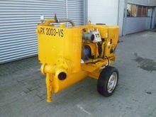 2002 POLLMANN WATERPUMPS PX 200