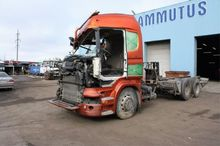 Scania R480 Chassis cabin