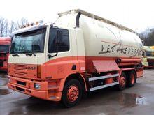 DAF 75-270 pk tankwagen! Tank