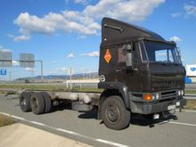 DAF FAS2505 Chassis cabin